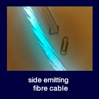 Catalina Fibre Optic_Side emitting cable