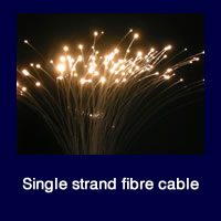 Catalina Fibre Optic_Single strand fibre cable