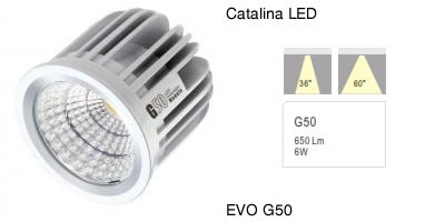 Catalina LED EVO G50