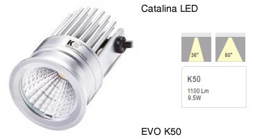 Catalina LED EVO K50