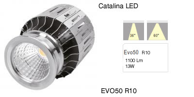 Catalina LED EVO50 R10