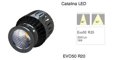 Catalina LED EVO50 R20