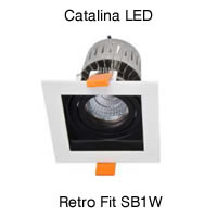 Catalina LED Retro Fit SB1W