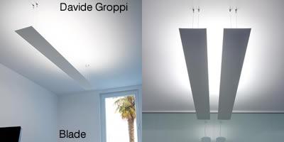 Davide Groppi Blade
