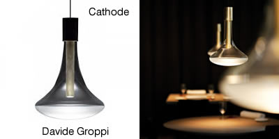 Davide Groppi Cathode