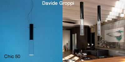 Davide Groppi Chic 50