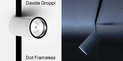 Davide Groppi Dot Frameless