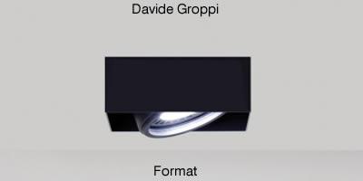 Davide Groppi Format