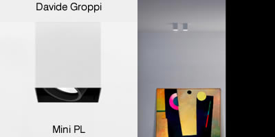 Davide Groppi Mini PL