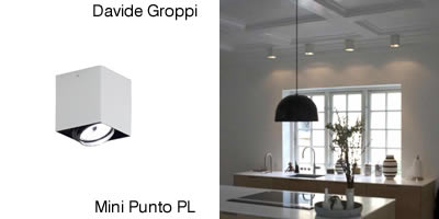 Davide Groppi Mini Punto PL