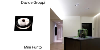 Davide Groppi Mini Punto