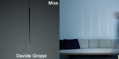 Davide Groppi Miss