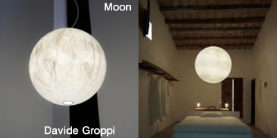 Davide Groppi Moon