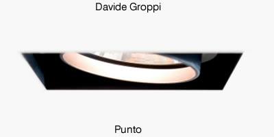 Davide Groppi Punto