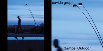 Davide Groppi Sampei Outdoor