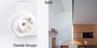 Davide Groppi Spot
