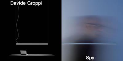 Davide Groppi Spy
