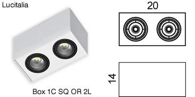 Lucitalia_Box 1C SQ OR 2L