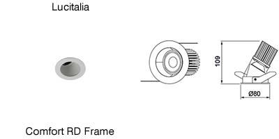 Lucitalia_Comfort RD Frame