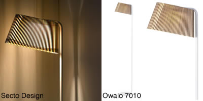 Secto Design Owalo 7010