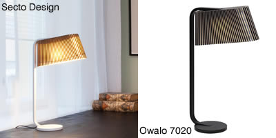Secto Design Owalo 7020