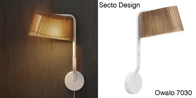 Secto Design Owalo 7030