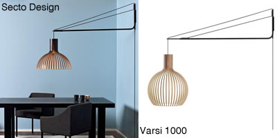 Secto Design Varsi 1000